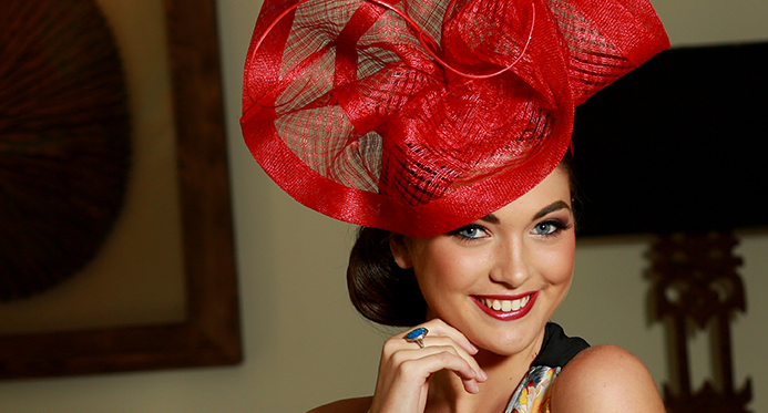 Instant Hat Melbourne Cup Hats Hat